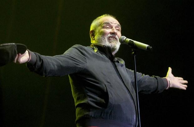 Serbian singer Gjorgje Balasevic dies of coronavirus