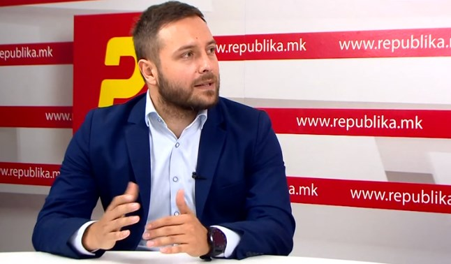 Arsovski: After such events, Zaev and Spasovski's resignation is inevitable, because they're directly responsible for Mijalkov's escape