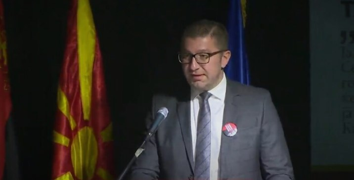 Mickoski: Our language is attacked, because the identity is attacked
