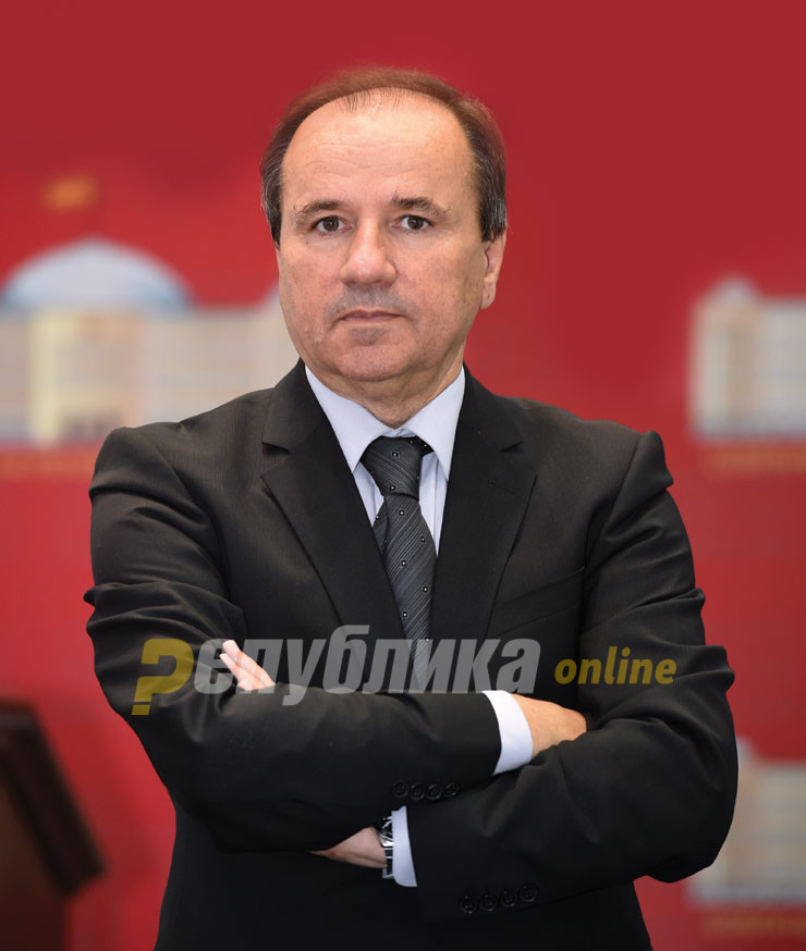 Trajanov also announces he is out of the SDSM led group in Parliament
