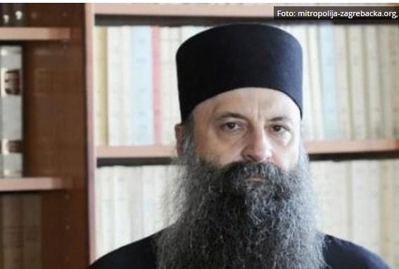 Serbian church appoints Porfirij as its new Patriarch
