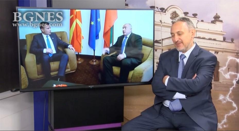 VMRO-DPMNE condemns Ljubco Georgievski's proposals on Bulgaria