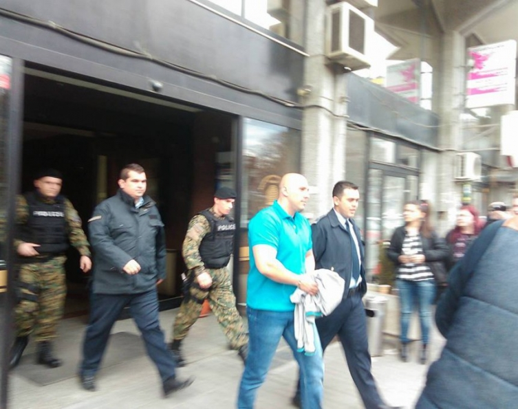 Former policeman who carried out the brutal murder of Martin Neskovski in 2011 and later fled from prison detained in Sofia