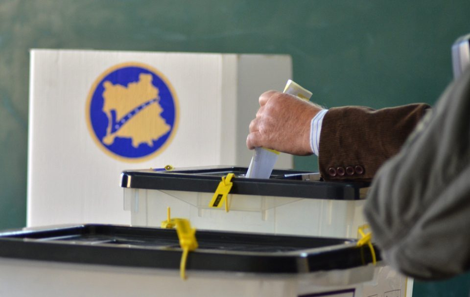 VV wins big in early Kosovo elections