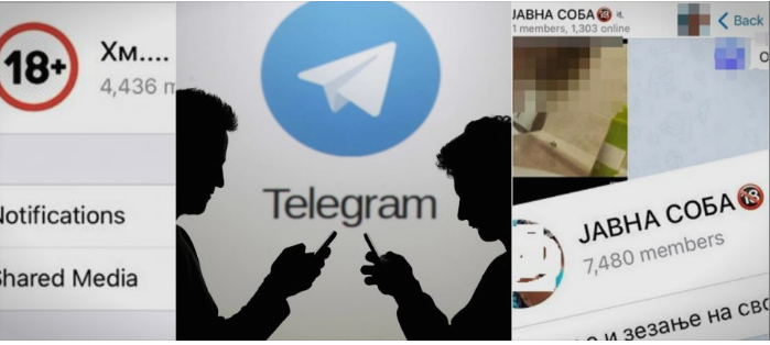 Court orders detention for the administrators of a Telegram group used to share underage porn