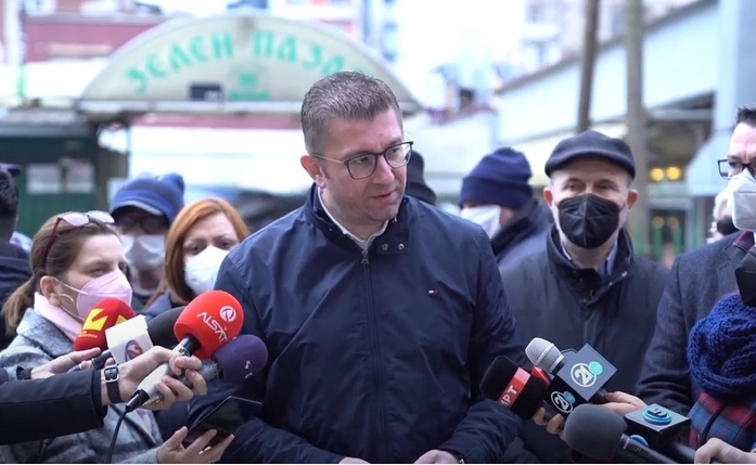 Mickoski says that the extent of the fractures in the ruling coalition will soon be known