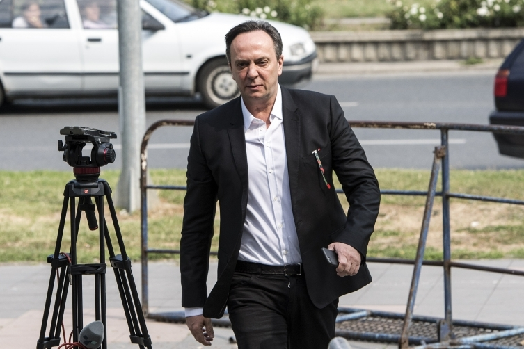 House arrest and 24 hour video and audio surveillance order served to Mijalkov