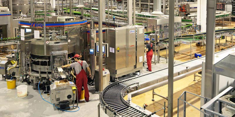 Industrial turnover in 2020 down 7.8% compared to the previous year