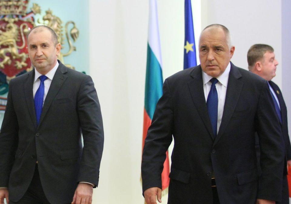 Rumen Radev: Citizens with Bulgarian passports in Macedonia do not feel like self-confident citizens