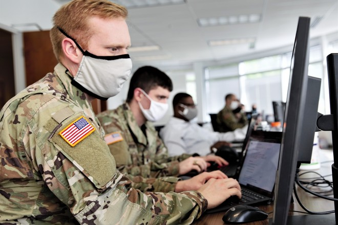 US deploys a cyber unit to Macedonia