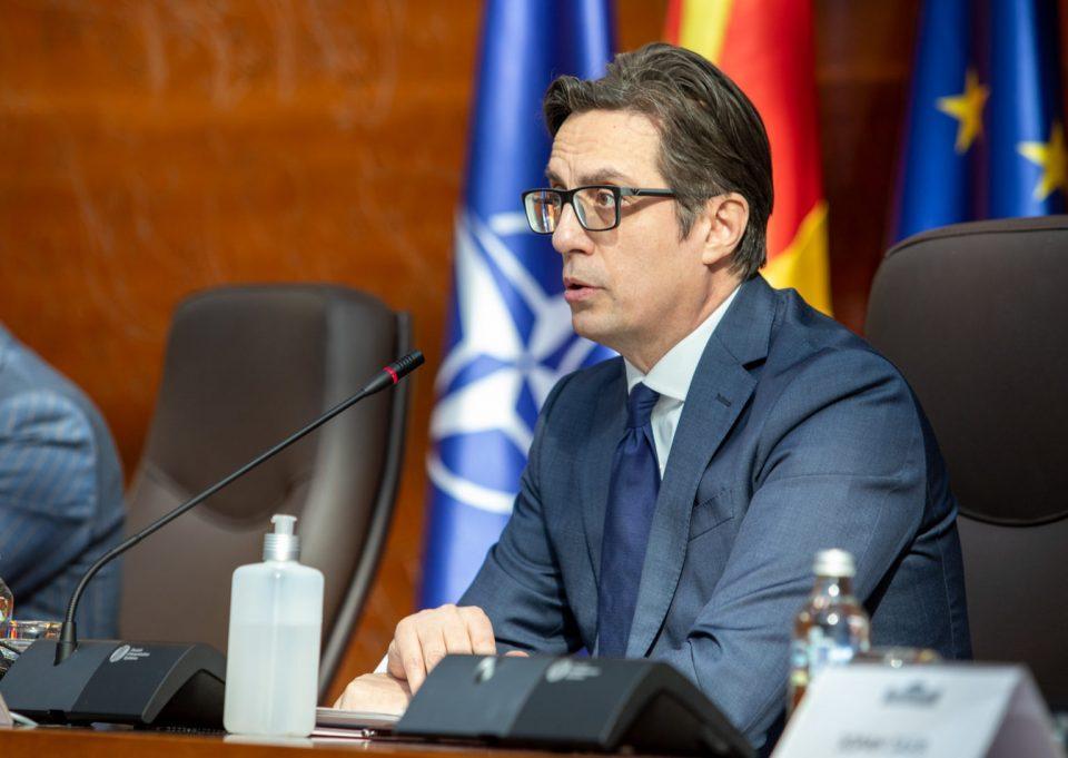 Pendarovski on the latest corruption report: It's not pretty