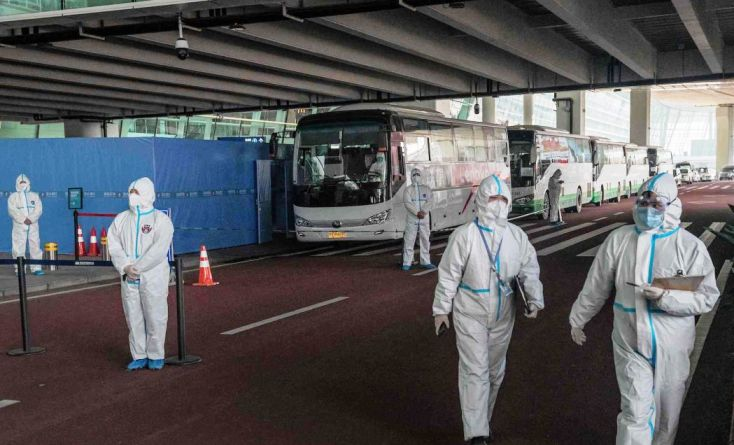 WHO experts visit Wuhan lab in search for coronavirus origins