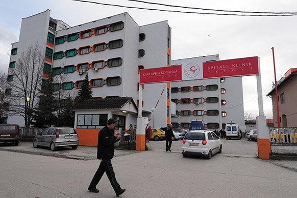 DUI and BESA officials got into a fight in the Tetovo hospital
