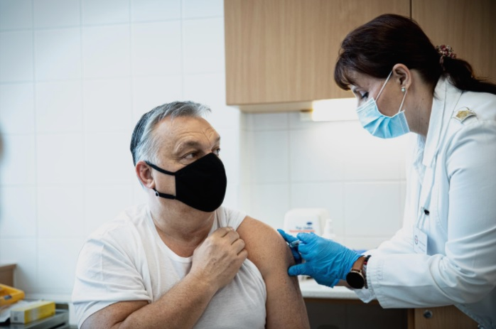 V4: Orban took the Chinese vaccine