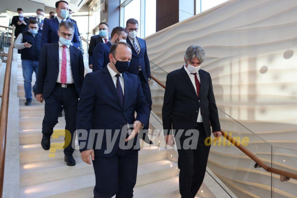 Gashi: After Mijalkov's escape, Zaev must go