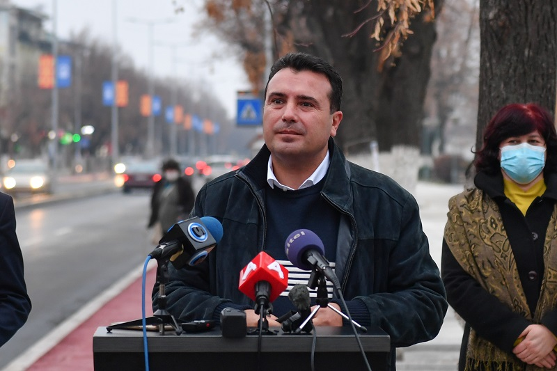 Zaev announces the sale of state owned land and tripling of taxes on unused property