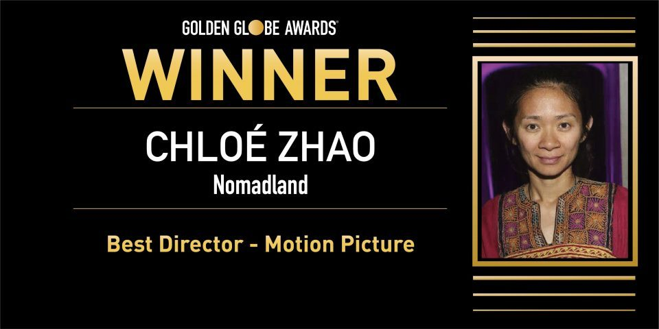Golden Globes 2021: 'Nomadland,' 'Borat Subsequent Moviefilm' win top awards