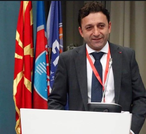 Muamed Sejdini re-elected as head of the Football Federation of Macedonia
