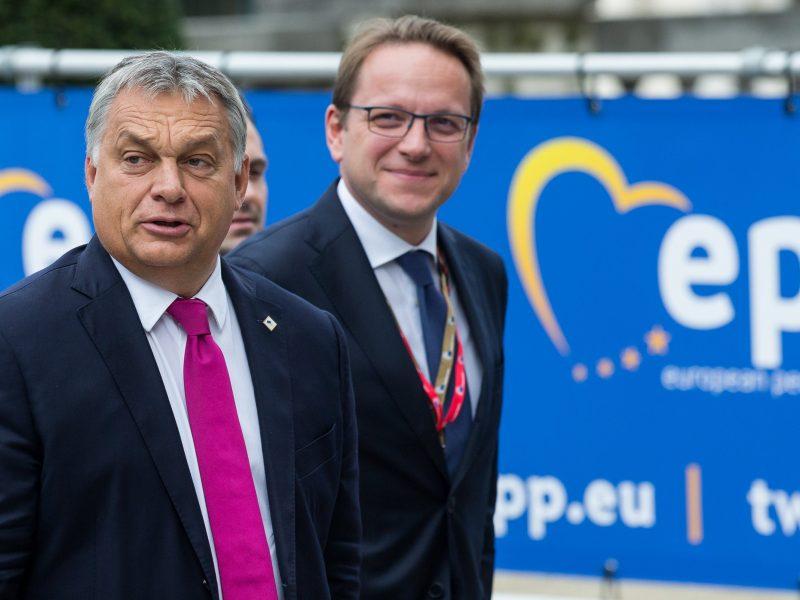 Fidesz announces it is leaving the EPP