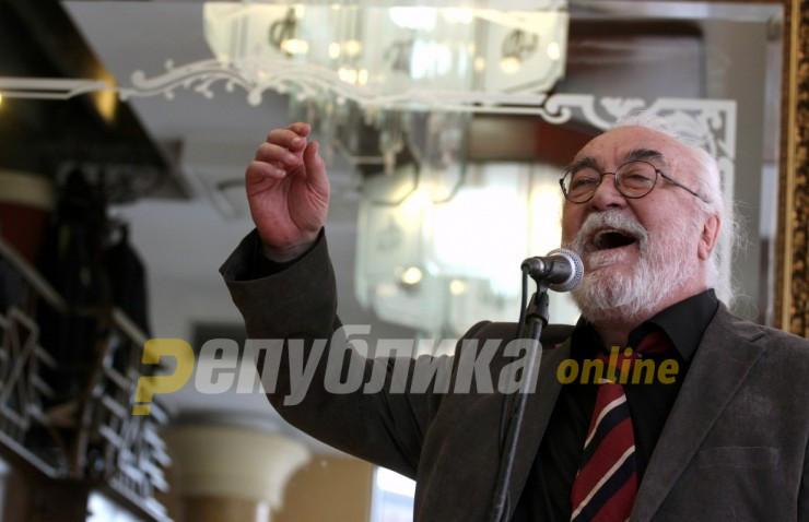 Legendary singer Zafir Hadzimanov dies aged 77