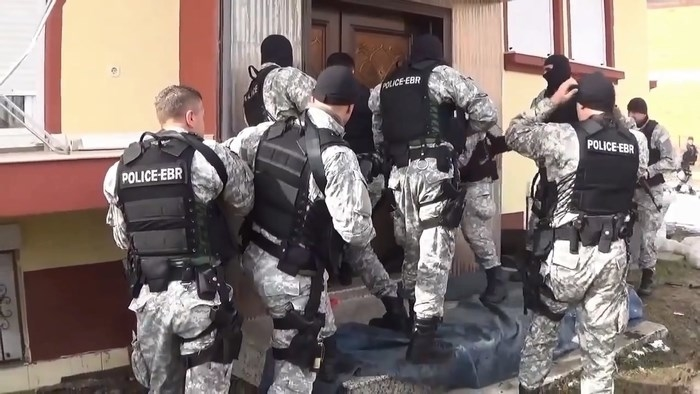 Police reveals the names of the drug gang leaders who were tipped off before last week's raids and fled