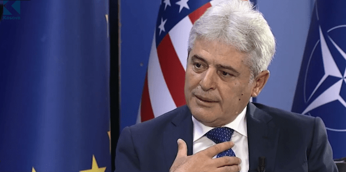 Ahmeti to Albanian opposition: It's not good to demonstrate patriotism with the Citizenship Law