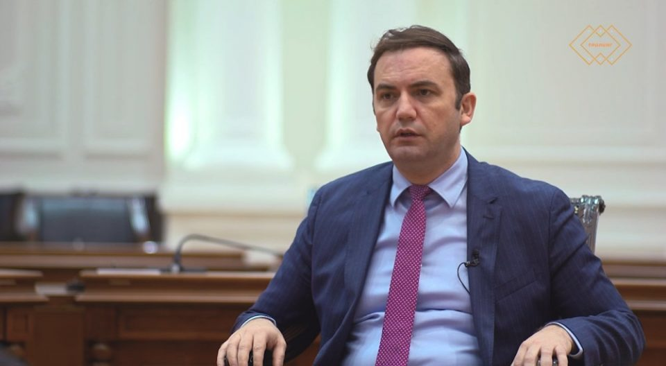 Osmani expresses support to Bulgaria over spy affair with Russia