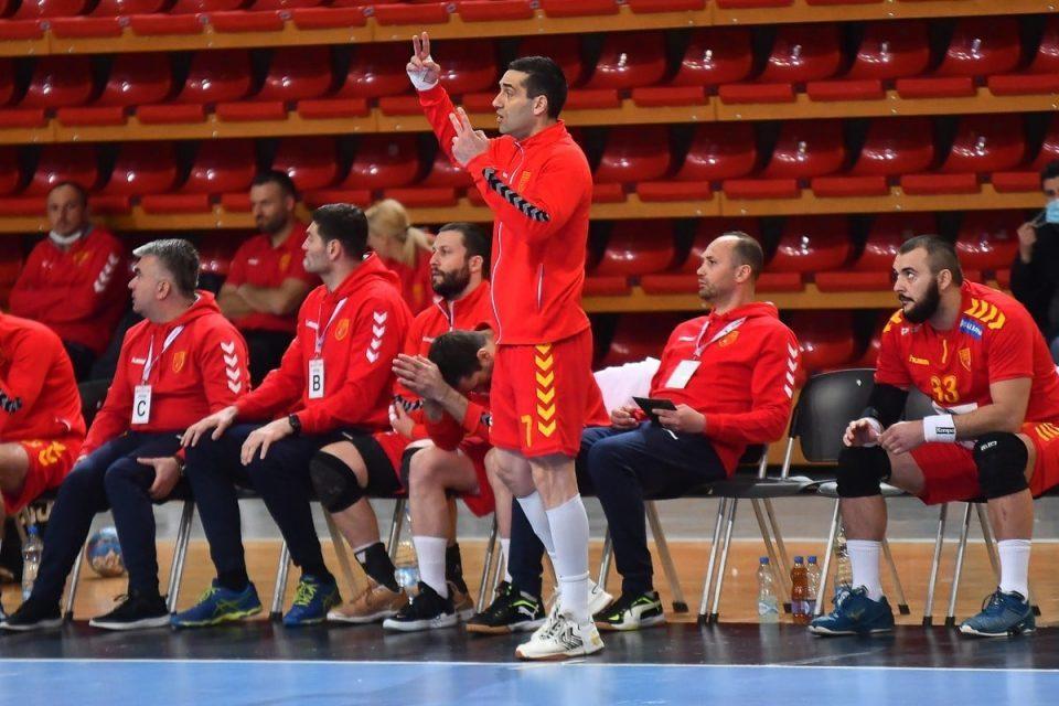 Lazarov with dream coaching debut: Macedonia defeats world champion Denmark