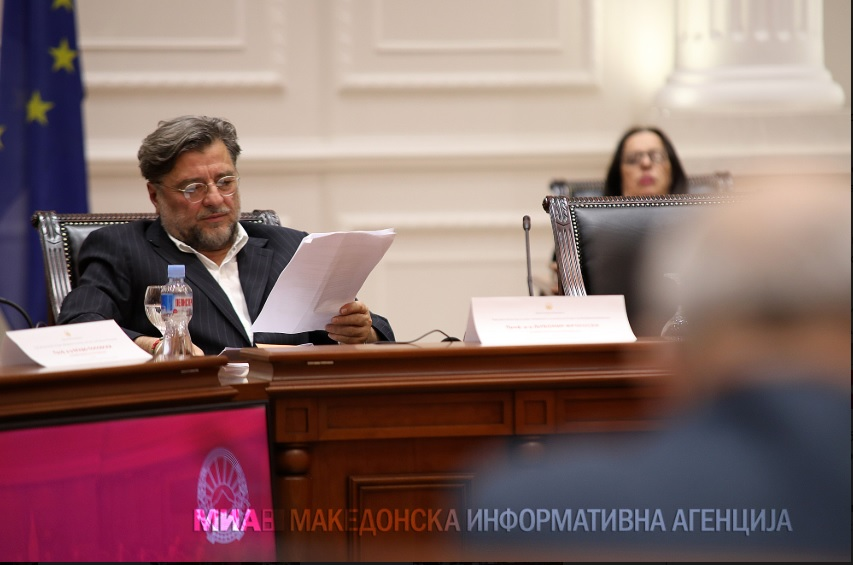 US reportedly rejected Zaev's much criticized nomination of Ljubomir Frckoski as Ambassador to DC