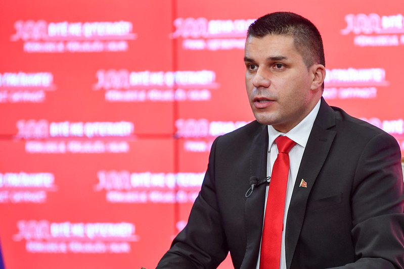 "Damaged depositors: Why is Ljupco Nikolovski silent about the high-level crime and corruption in ""Eurostandard Bank""?"