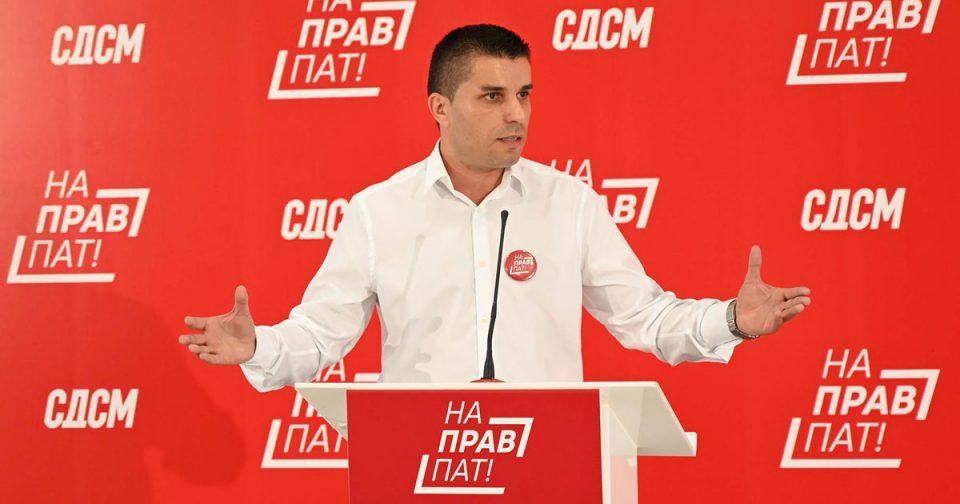 Nikolovski: Deputy Prime Minister Nikolovski involved in illegal import of tobacco