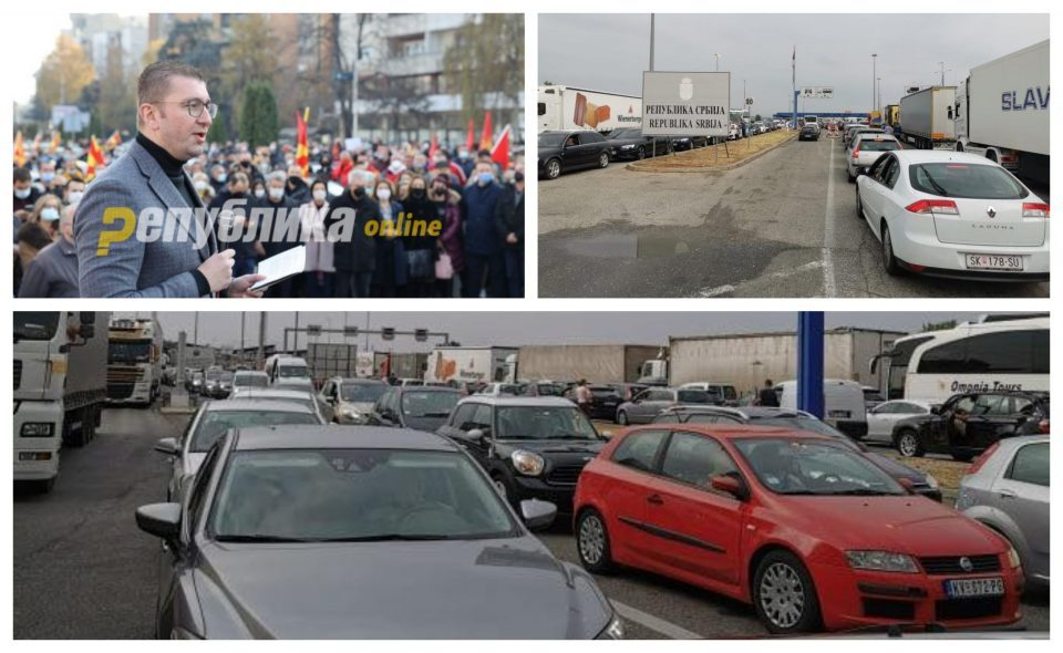 Zaev's regime put to shame as thousands of people head for Serbia looking for vaccines