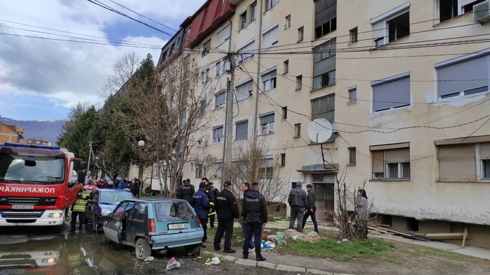 Horror in Gostivar: Abused, tied 7 year old child dies in a fire