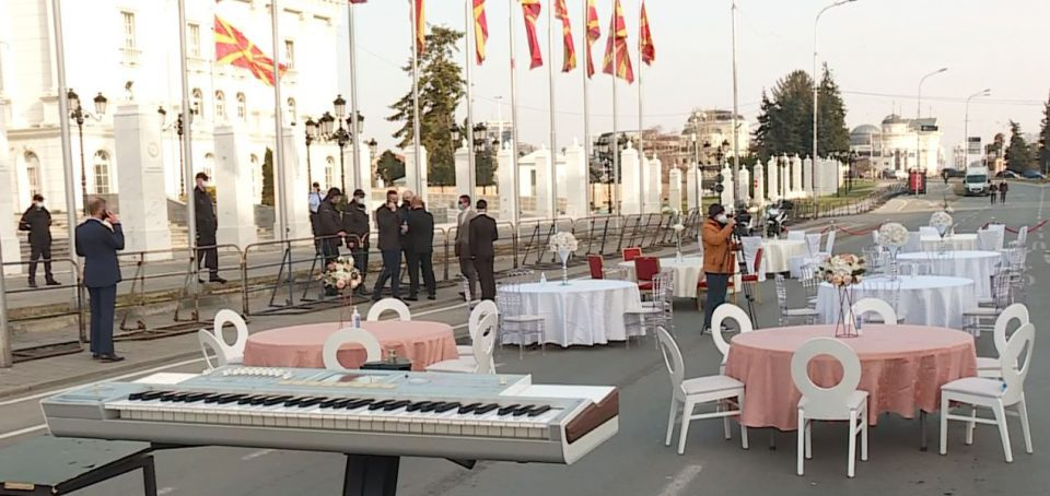 Hard hit hospitality industry companies demand meeting with Zaev in the next five days