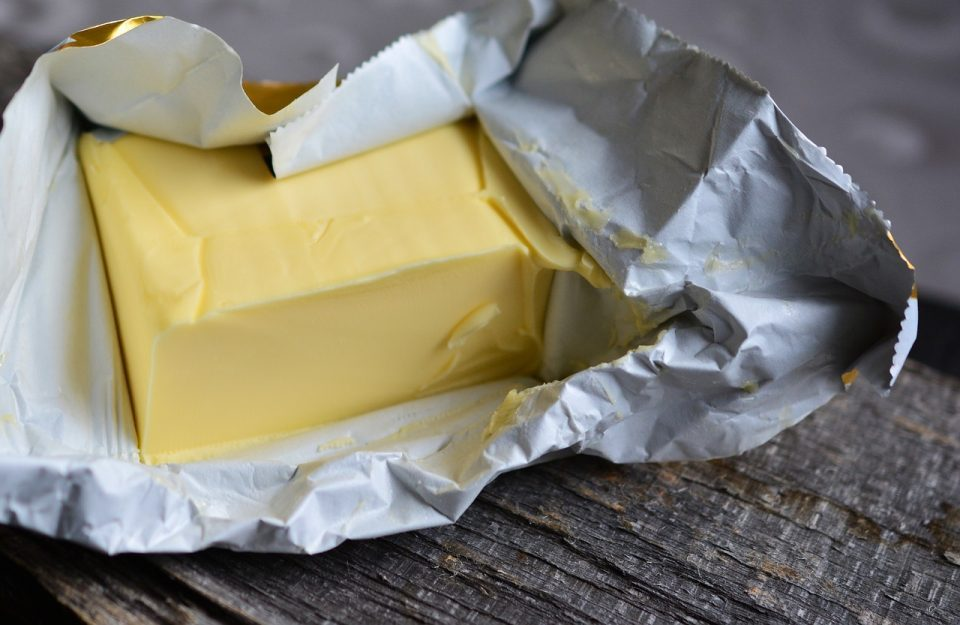 Seized butter will be destroyed tomorrow