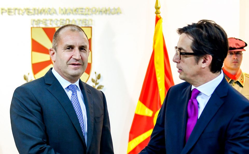 Pendarovski: Radev's reaction is contrary to basic principle of non-interference in internal affairs of other countries