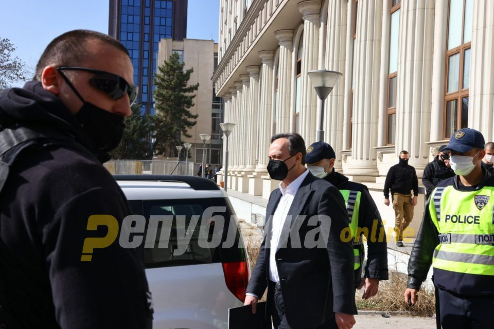 Mijalkov's faction gives up on its latest scheme to remove Mickoski as VMRO-DPMNE leader