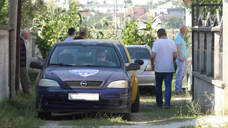 Gostivar prosecutors file charges against the man who killed his wife with an axe