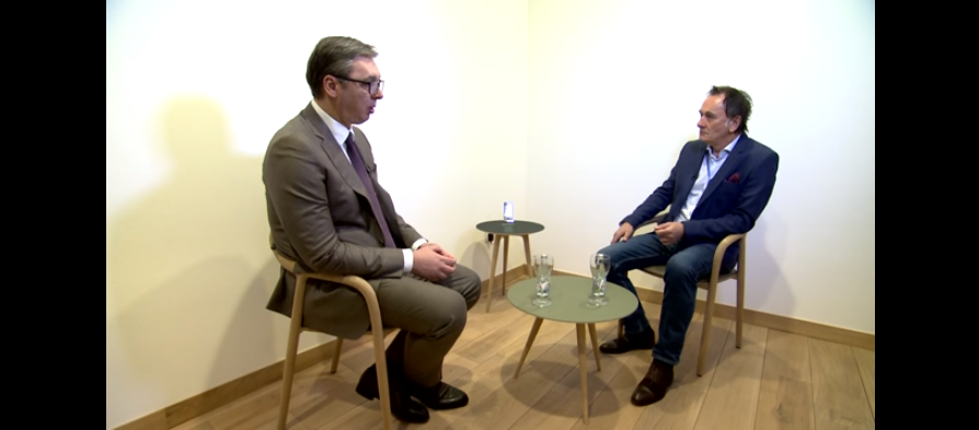 Vucic explained how he got the vaccines: I'm more experienced than my friend Zaev, who relied entirely on the EU and didn't get vaccines