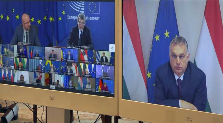 Orban: We have one key topic, and that's vaccine procurement