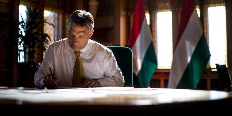 Orban: Long live the democratic right