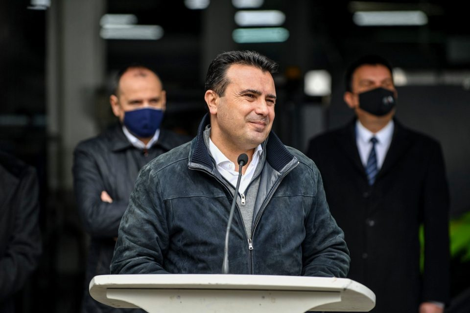 Zaev says he may try to declare a state of emergency to get out of the parliamentary gridlock