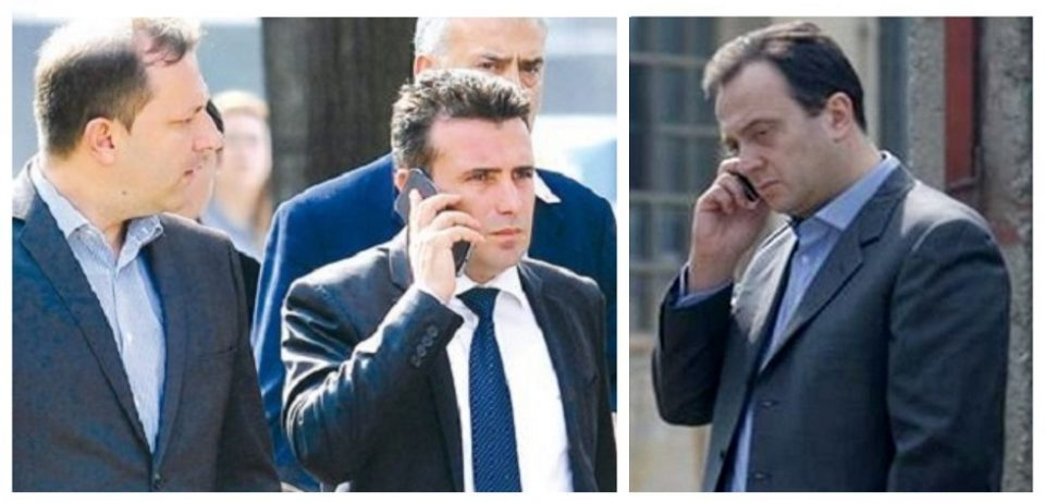 Zaev acknowledged that the government was close to falling apart after Mijalkov's escape