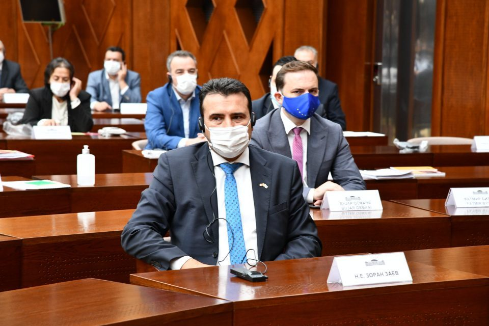 Zaev saves his position in a cowardly way, buys time for the fragile government