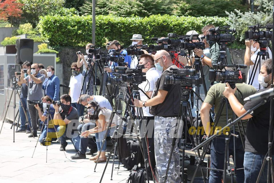 VMRO: Latest report confirms that freedom of speech is being suffocated in Macedonia