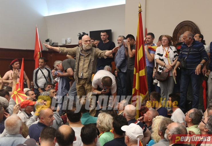 Gruevski: April 27 verdicts were to keep people in fear while engaging in crime, racketeering and extortion