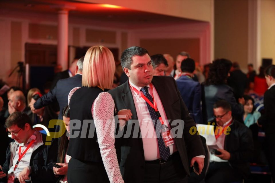 Justice Minister Maricic claims that the State Department report is positive, VMRO notes its critical objections