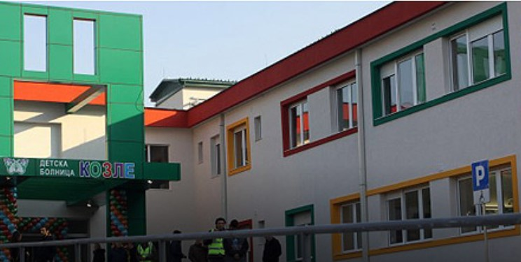 The Kozle hospital is full at maximum capacity with Covid patients