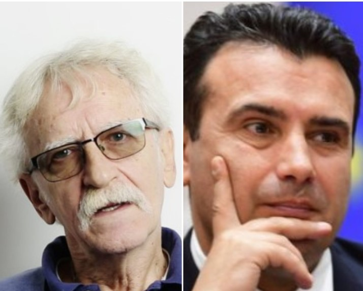 Milcin: Zaev compromised the NGO sector