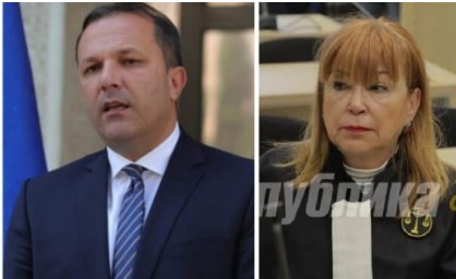 Interior Minister Spasovski's comment on the passport scandal is in collision with statements from prosecutor Vilma Ruskoska